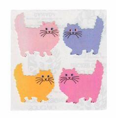Mrs Grossman/'s Vintage Cats Pets Kitty Kittens Stickers Melissa K Carlson