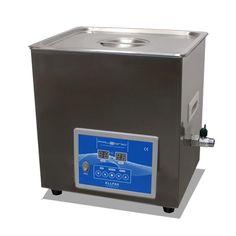 PALSSONIC Ultraschallreinigungsgerät 10 Liter, Edelstahl-Gehäuse