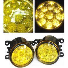 $28.99 (Buy here: https://alitems.com/g/1e8d114494ebda23ff8b16525dc3e8/?i=5&ulp=https%3A%2F%2Fwww.aliexpress.com%2Fitem%2FFor-Mitsubishi-TRITON-ML-2007-2009-High-Bright-LED-Fog-Lamps-Golden-Eye-Yellow-Glass-Car%2F32536915205.html ) For Mitsubishi TRITON ML  2007-2009 High Bright LED Fog Lamps Golden Eye Yellow Glass Car Styling Refit for just $28.99