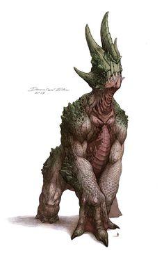 Kaiju by Edin Durmisevic.