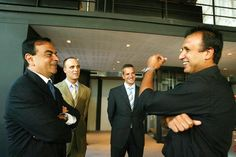 From the exclusive interview of Carlos Ghosn, then CEO of Nissan, in Athens, 2004
