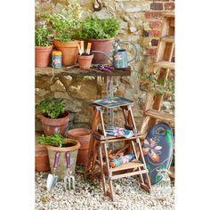 Klęcznik ogrodowy Kneelo® z miękkiej i wytrzymałej pianki z kolekcji Passiflora. Produkt na licencji  Królewskiego Towarzystwa Ogrodniczego