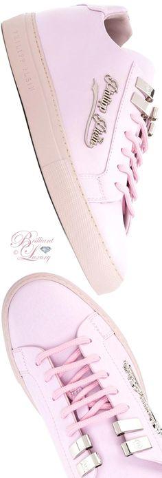 Brilliant Luxury by Emmy DE ♦ Philipp Plein Rams Sneakers