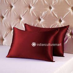 13 pillow cover ideas satin pillow