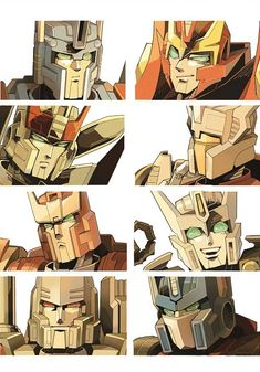 Drift looks psycho Chromedome looks depressed... What's new in MTMTE