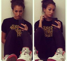 The Sexiest Photos Of Girls Wearing Jordan Sneakers
