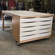 Making Space, Dresser, Furniture, Home Decor, Powder Room, Decoration Home, Room Decor, Stained Dresser, Home Furnishings