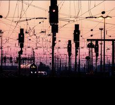 Station To Station, Utility Pole