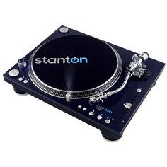 Πικάπ direct drive με μοτέρ υψηλής ροπής. Κατάλληλο για DJ χρήση και...