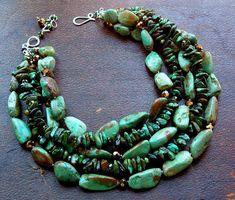 beads lover's torsade - no13...