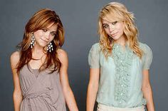 Wallpaper of Mary-Kate & Ashley for fans of Mary-Kate & Ashley Olsen 758984 Mary Kate Ashley, Mary Kate Olsen, Ashley Olsen, Michelle Tanner, Red Hair With Highlights, Olsen Twins, Love Hair, Look At You, Unisex