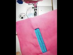 Girls Dresses Sewing, My Sewing Room, How To Make Clothes, Pocket, Dressmaking, Bag