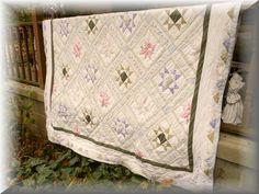 Vintage Quilt. Starting at $10