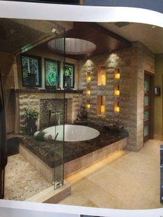 Amazing bathroom! @proulxjustice #goals #dreamhome #dreamsbecomereal