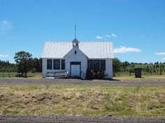 Discover Friend Ghost Town in Dufur, Oregon: The short-lived railroad town in central Oregon has been abandoned since the 1930s.