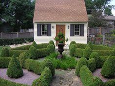 Garden Shed - Fine Gardening Fine Gardening, Container Gardening, Shed Design, Garden Design, Landscape Design, Cheap Sheds, Garden Storage Shed, Storage Sheds, Metal Shed