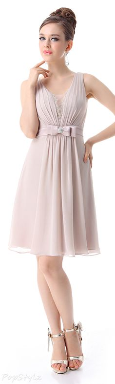 Ever-Pretty is the place to find hundreds of beautiful gowns and affordable dresses in unique and fashion-forward styles. We are known for our beautiful bridesmaid dresses, evening dresses, cocktail dresses. Auburn, Dress With Bow, Dress Up, Bridesmaid Dresses, Prom Dresses, Bridesmaids, Graduation Dresses, College Graduation, Summer Dresses