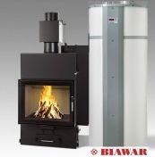 LOUIS AQUA 15kW + Pompa ciepa BIAWAR 285 L