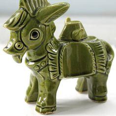 Green Donkey!