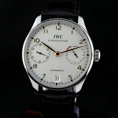 IWC Portuguese 7-Day Automatic Ref. 5001-14