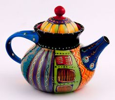 from the Sydney Australia Teapot Show 2011