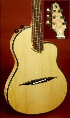 Renaissance Guitar by Rick Turner