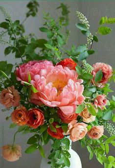 Brautiful Flowers. Via Ritta Rahmann