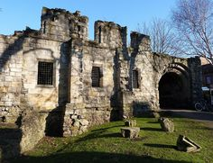 The ruins of St. Leonards Hospital only hint at the significance of the Hospital in medieval York. Founded soon after the Norman Conquest St. Leonards Hospital , it believed to be the largest medieval hospital in the north of England.