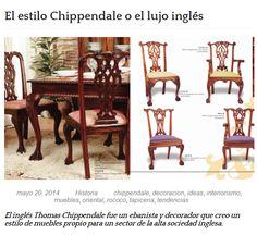 El estilo Chippendale o el lujo inglés. http://www.friso.es/blog/proximos-articulos-el-estilo-chippendale/