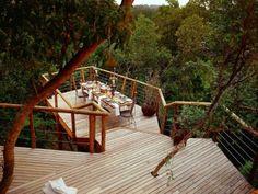 Tsala Treetop Lodge, Plettenberg Bay, South Africa.