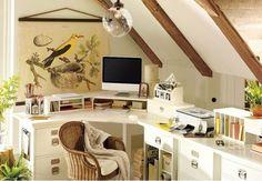 Office Desk by brenda