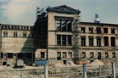 Neues Museum in den 90ern