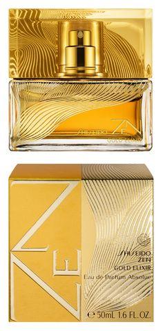 Shiseido Parfum ZEN Gold PD......like Shiseido, this is a elegant fragrance, I've sampled and will buy