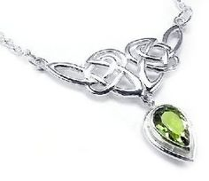 Celtic Bling Necklace