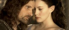 """Liv Tyler & Viggo Mortensen in """"The Lord of the Rings: The Two Towers"""""""