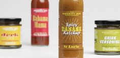 St Lucian Spicy Banana Ketchup  by smokeyjoesauces.co.uk