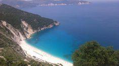Myrtos beach - Kefalonia island  - Ionian Sea (Greece)