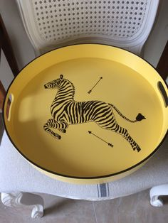 Wonderful scalamandre yellow and brown zebra 15