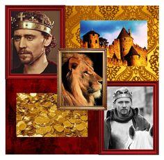 """Prince John"" by wonderlandofgeeks ❤ liked on Polyvore featuring disney, dreamcast and robinhood"