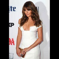 Lea Michele wearing the Alfa Ring