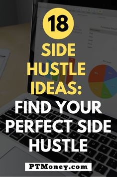 18 Side Hustle Ideas for Find Your Perfect Side Hustle Earn More Money, Earn Money From Home, Earn Money Online, How To Make Money, Work From Home Business, Work From Home Tips, Writing A Business Plan, Business Planning, Need A Job