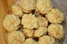 Cara Membuat Kue Semprit Keju Cokies Recipes, Tea Recipes, Baking Recipes, Dessert Recipes, Healthy Recipes, Desserts, Bolu Cake, Banana Ice Cream, Traditional Cakes