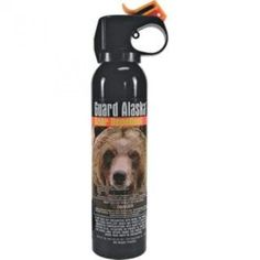 This potent bear spray is specifically designed to keep these big, powerful and unpredictable beasts from being a nuisance or worse. It's strong enough to stop a bear in its tracks, making it a great idea for your next hike or campout.