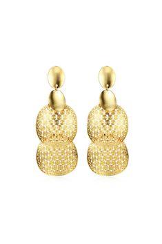 statement earrings African fashion accessories ethnic fashion tassel earrings