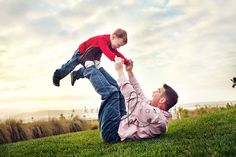 father and son. Love the angle. #toddler #kids #family