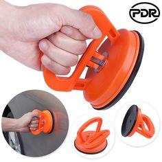 Super PDR Tools To Dent Removal Car Dent Repair Dent Puller Orange Single Hand Puller Auto Repair Tool Set