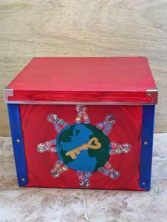 Rituelenkoffer Een rituelenkoffer kan je gebruiken tijdens godsdienstmomenten in de klas. Deze bevat verschillende elementen die je kan ge...