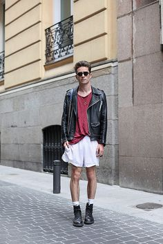 pelayo diaz boy chanel iro tee by princepelayo, via Flickr