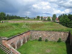 Hamina fortress in Finland - Tourist attractions in Finland