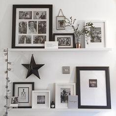 Mono Picture Ledge Shelfie | Interiors
